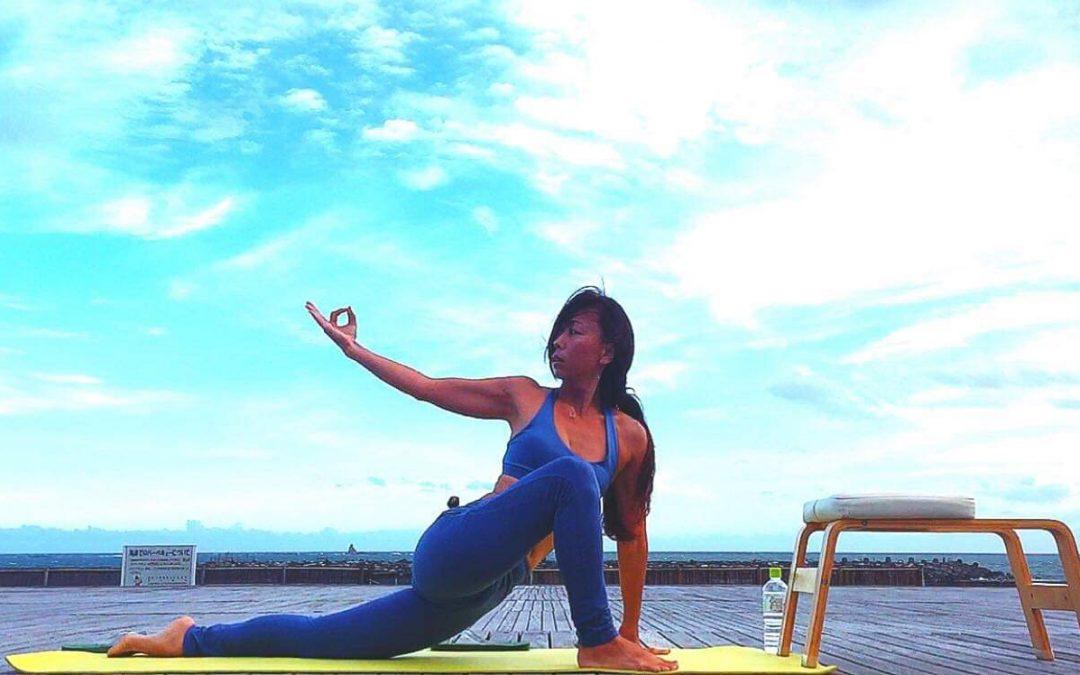 誰でも逆転ポーズができる! Feet Up yoga WS