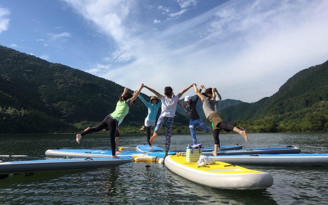 SUP Yoga サップヨガ 2019