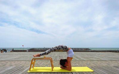 Feet Up yoga フィートアップヨガ WS